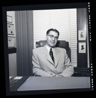Lyman B. Sutter becomes mayor of Long Beach. A Municipal Court Judge, he also became Superior Court Judge. He is now deceased (1983?). (December 11)