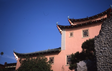 China House - exterior detail