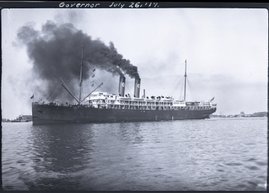 Governor, Pacific Steamship Company