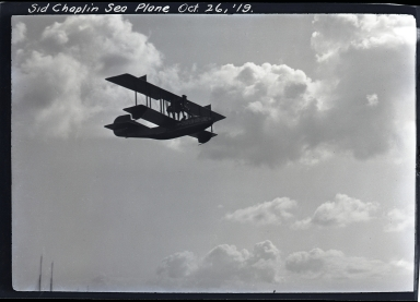 Chaplain Airline (Los Angeles-Catalina) seaplane