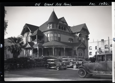 Old Grand Avenue home