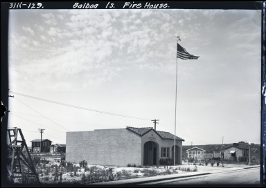 Balboa Island Firehouse (engine #4)