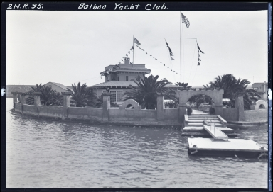 Collins Island, located at north end of Balboa Island