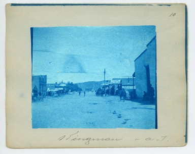 Kingman, Arizona Territory