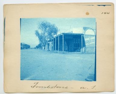 Tombstone, Arizona Territory
