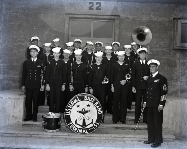 Naval Base band.