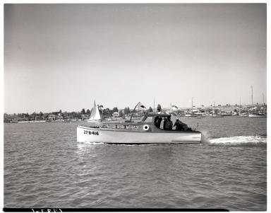 Boat #27-B-416