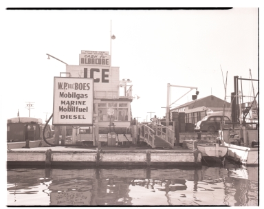 Boes, W.P.; Marine Station (see also Mobil Oil below)