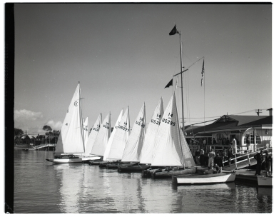 Pacific Coast Intercollegiate Races, Dinghy championship