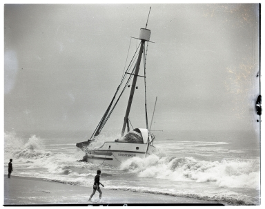 'Kingfisher', wreck of
