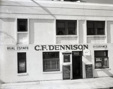 C. F. Dennison, Real Estate & Insurance