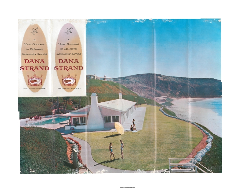 Advertising Brochure for the Dana Strand Club