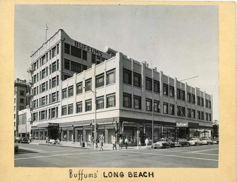 Scrapbook Buffums' Long Beach